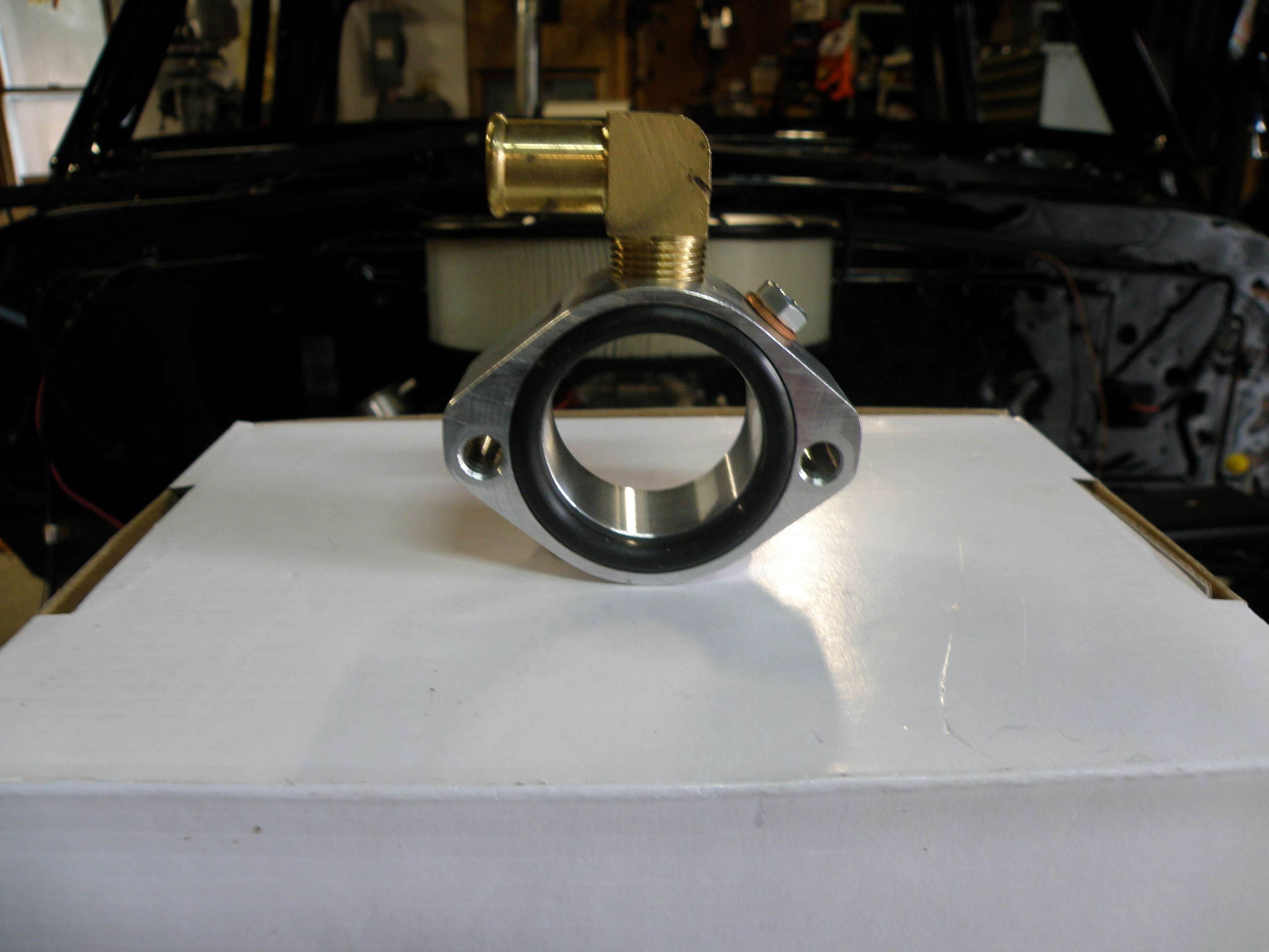 Polaris Side By Side >> Polaris Thermostat bypass heater adapter - Page 12