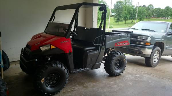 2015 Polaris Ranger 570 Midsize With 5 Yr Extended