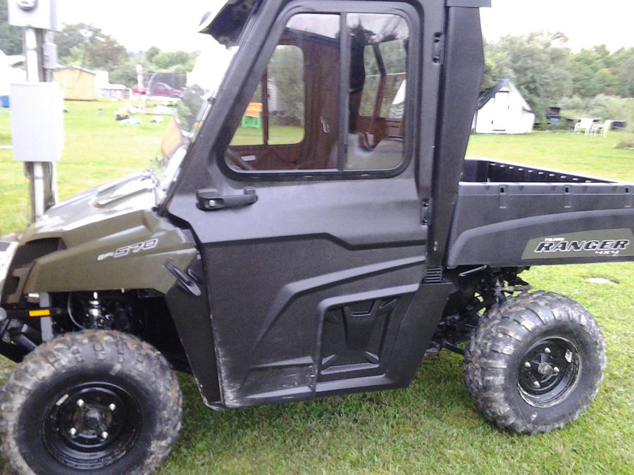 2014 Polaris Ranger 570 Review