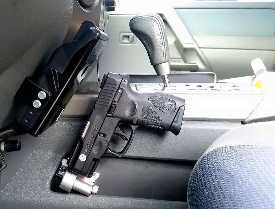 Gun Rack Solution