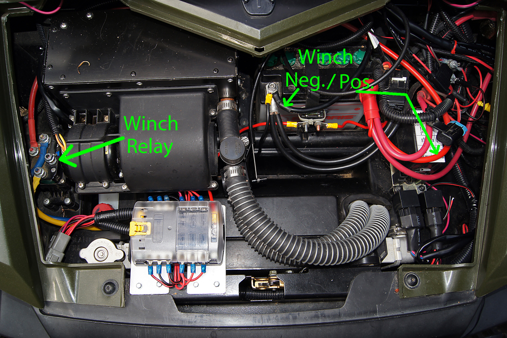 Polaris Xp Winch Wiring Diagram