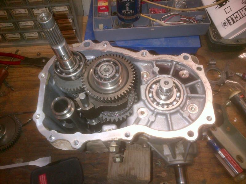 polaris manual transmission