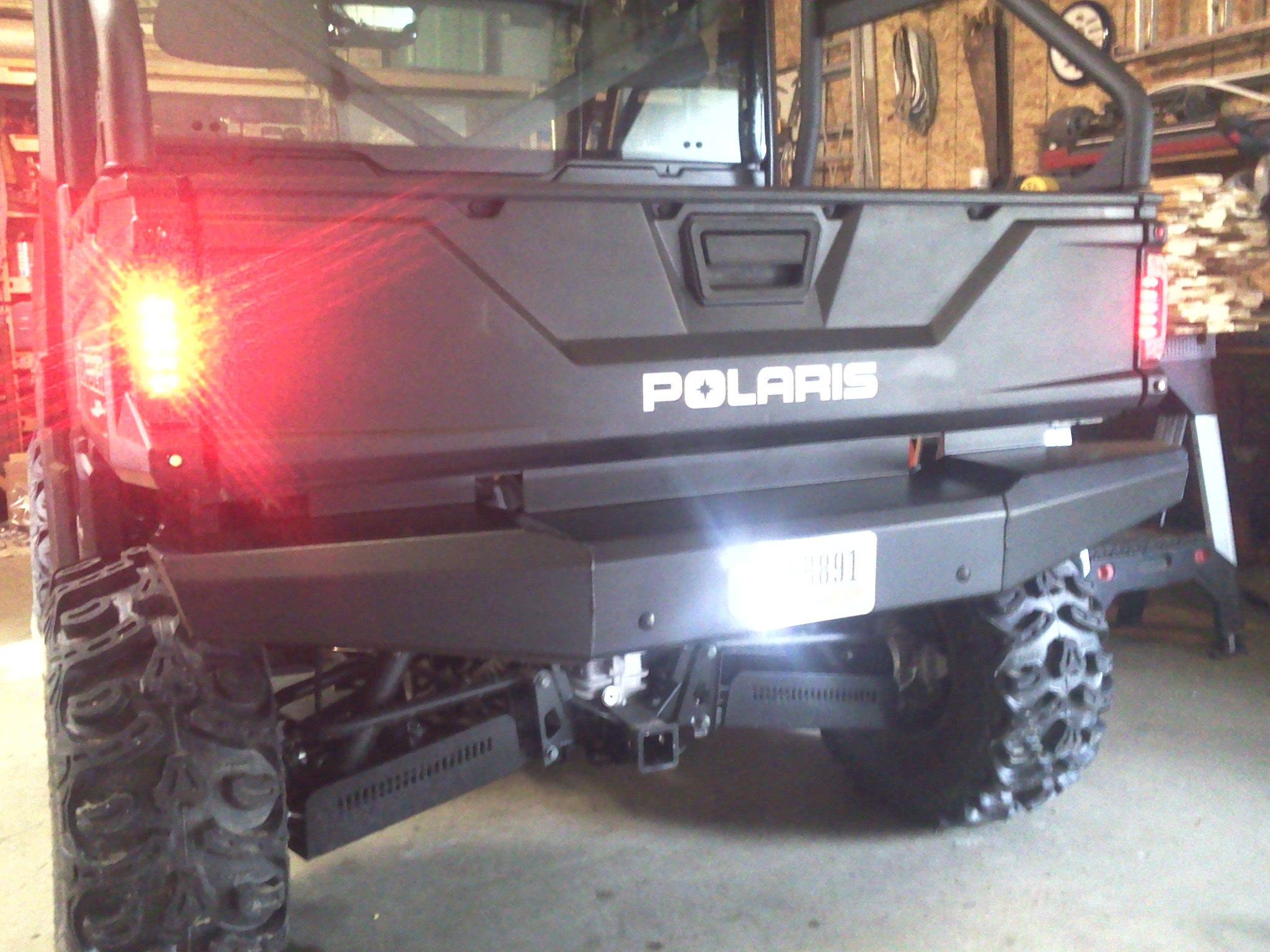 Bad Dawg Rear Bumper Install And Review Ranger Xp 900