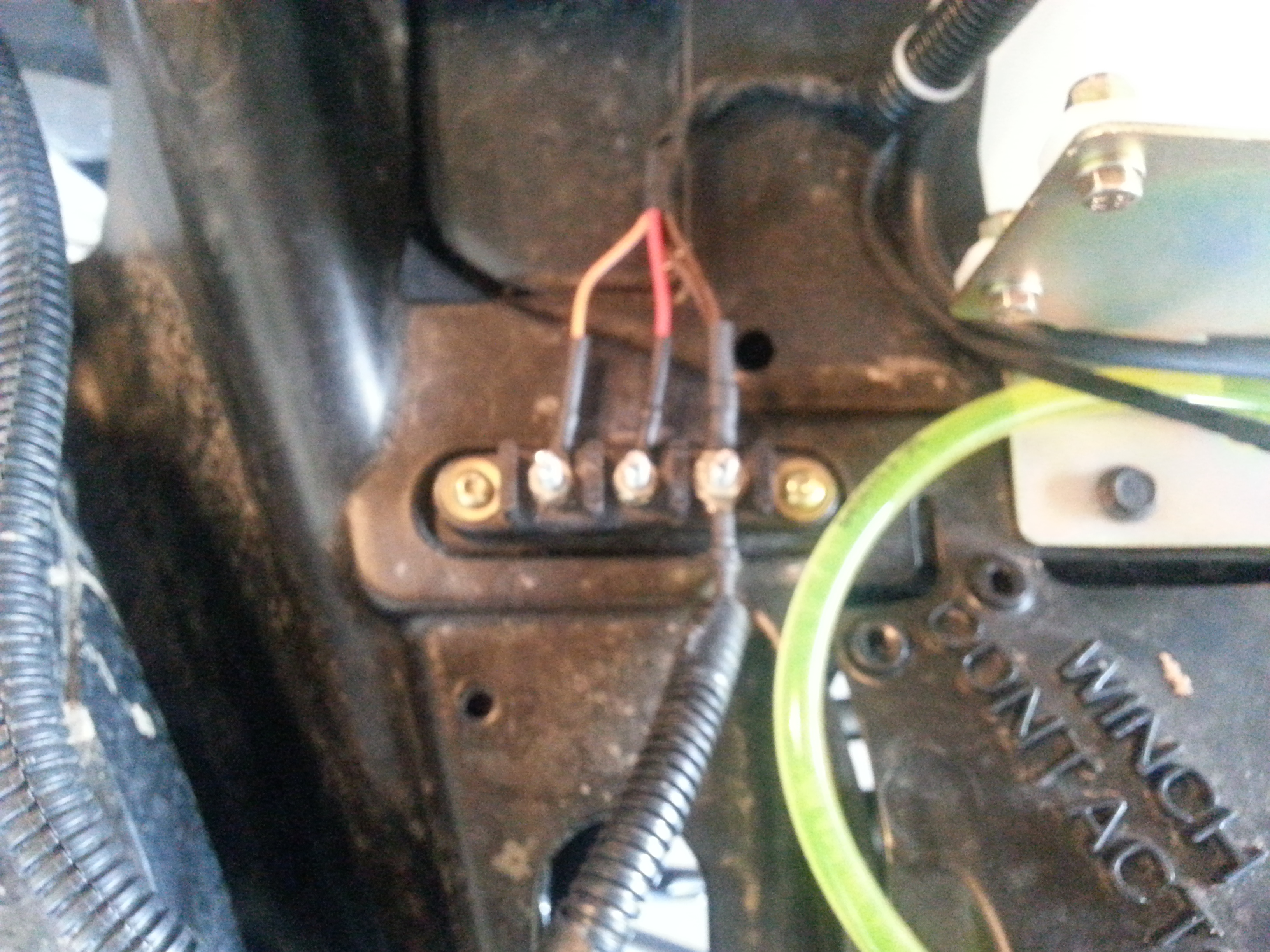 11300d1430266432 fuse block installation advice 20150425_154443 wiring diagram for 2008 polaris sportsman 500 ireleast 2015 Polaris Ranger Fuse Box at crackthecode.co