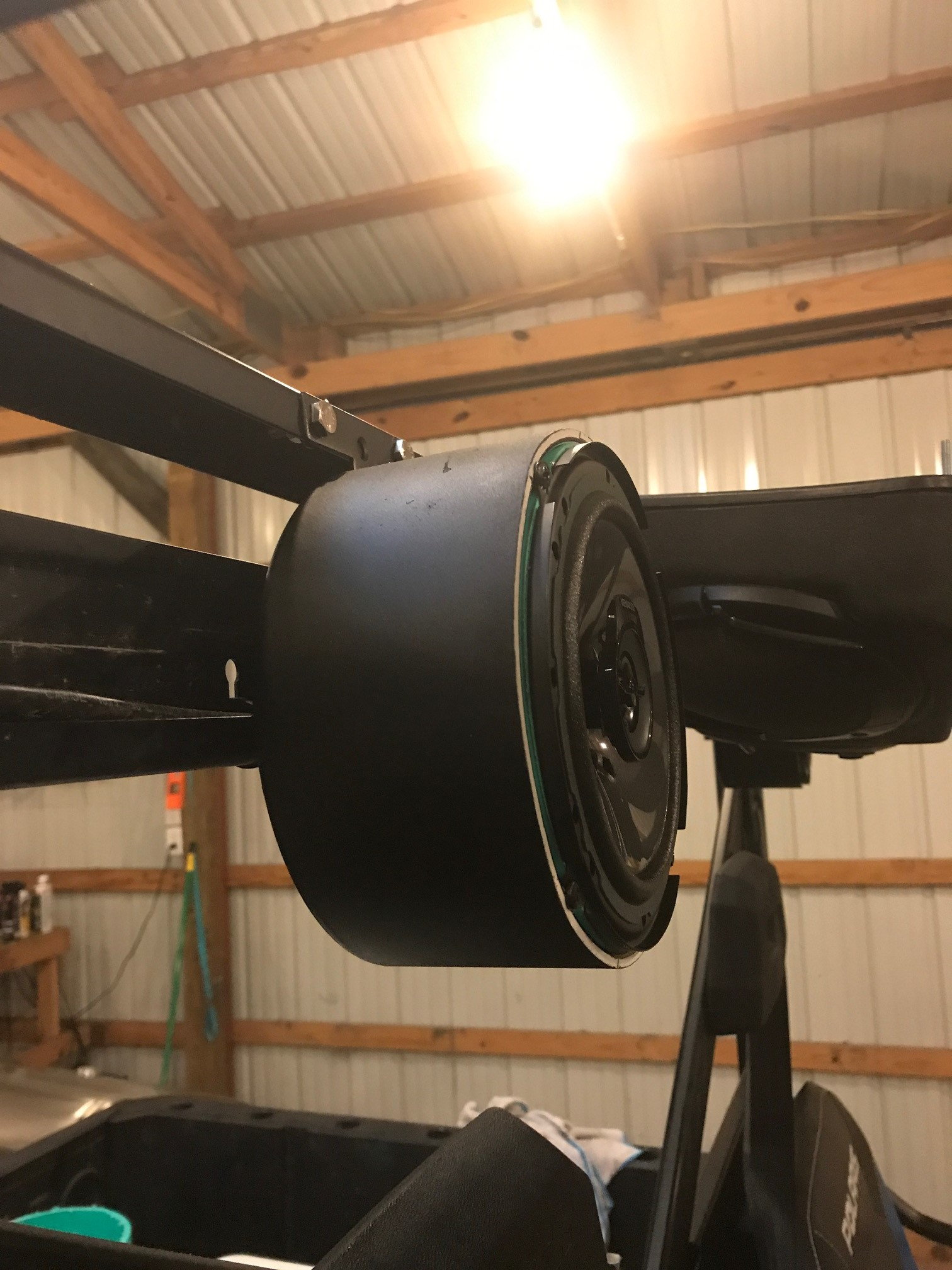 Homemade Pvc Speaker Cans