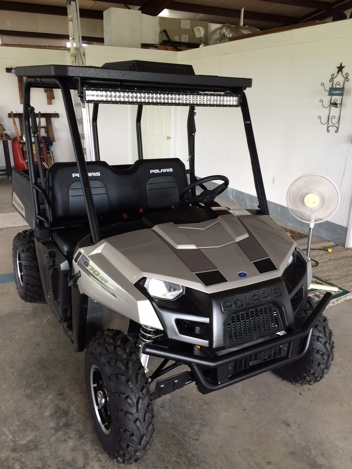 Mounting Led Bar On Probox Roof Ranger Crew Diesel Page 2
