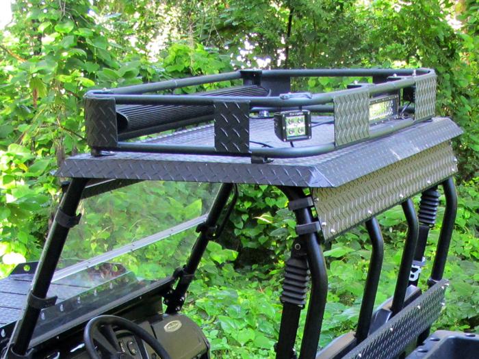 Ftdcabs Led Light Bar And Roof Rack