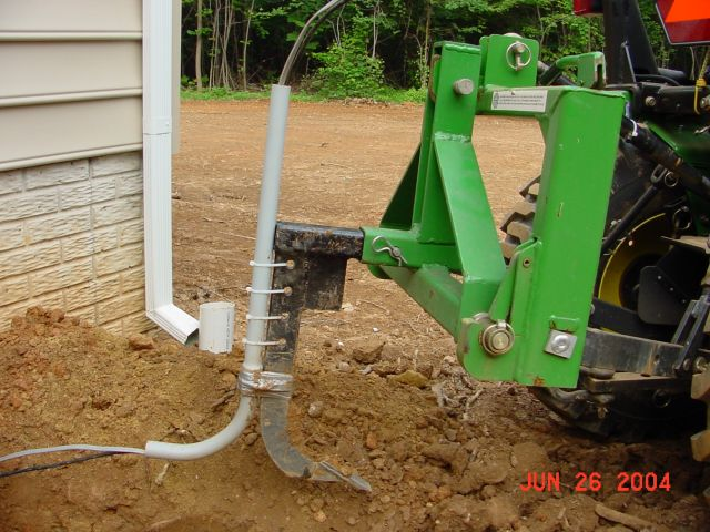 Small Tractor Implements And Attachments : Dirt work