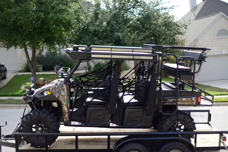 Highly Custom 2014 Polaris Ranger Crew For Sale 49 999