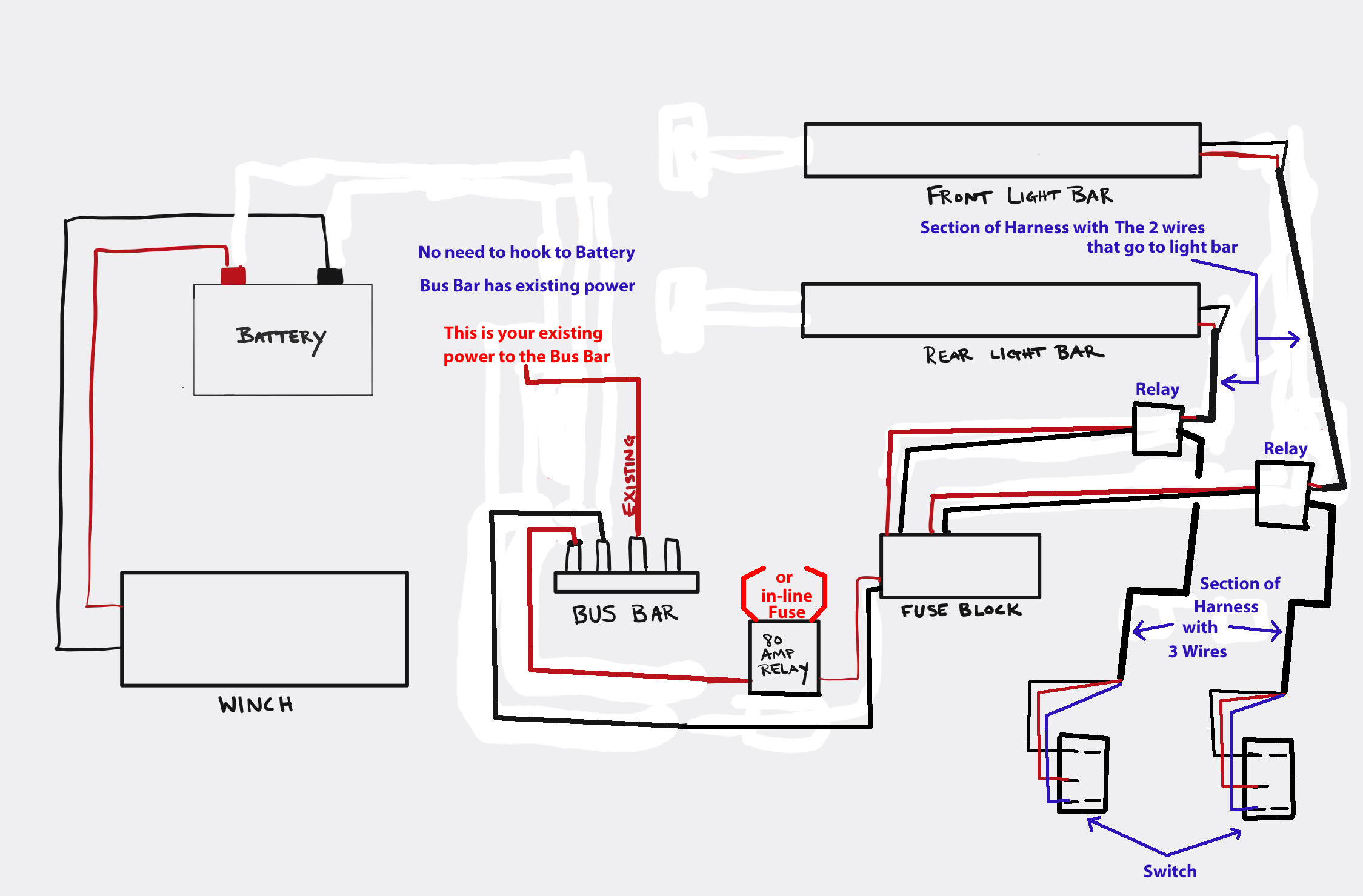 busbar wiring diagram - wiring diagrams schematics  vanriet-advocaten.nl