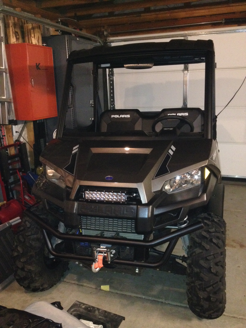 Maxresdefault as well D Winch Install Sportsman W Pics P also D Sportsman Touring Sp A A A Bfa F E as well D Snow Plow Install Help Img additionally Hqdefault. on polaris sportsman winch install