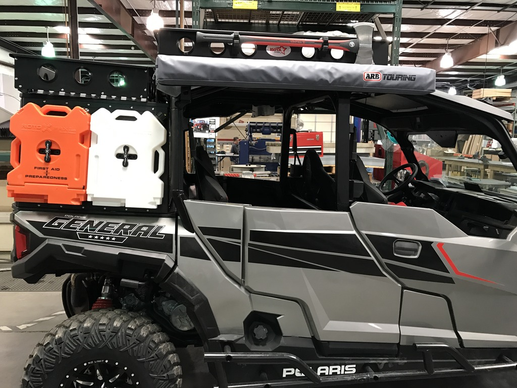 2017 Polaris Expedition Recovery Build