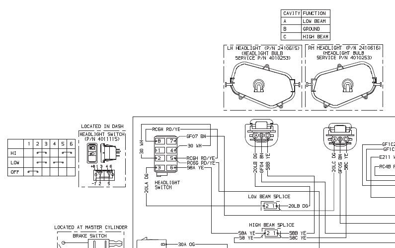 need some electrical guidance Polaris RZR 900 Cover Polaris Rzr 170 Wiring Diagram polaris wiring diagram 2014 rzr 900