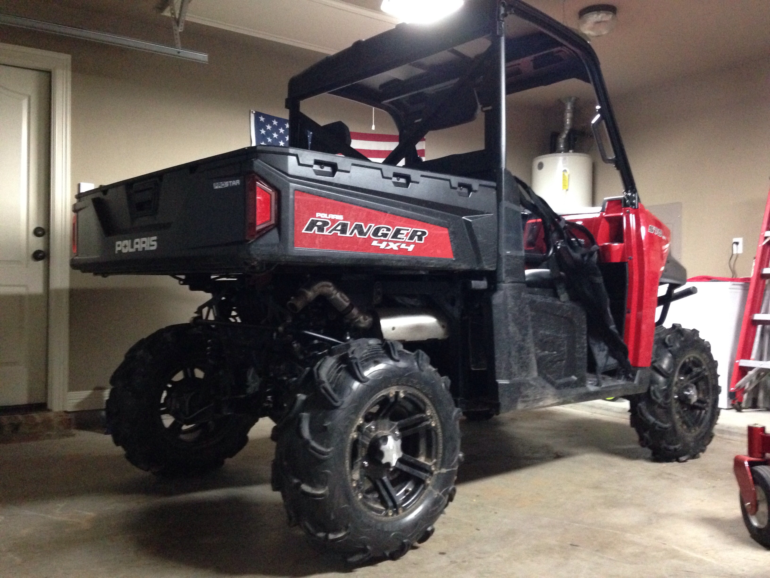 2015 570 Full Size 3 Quot Lift