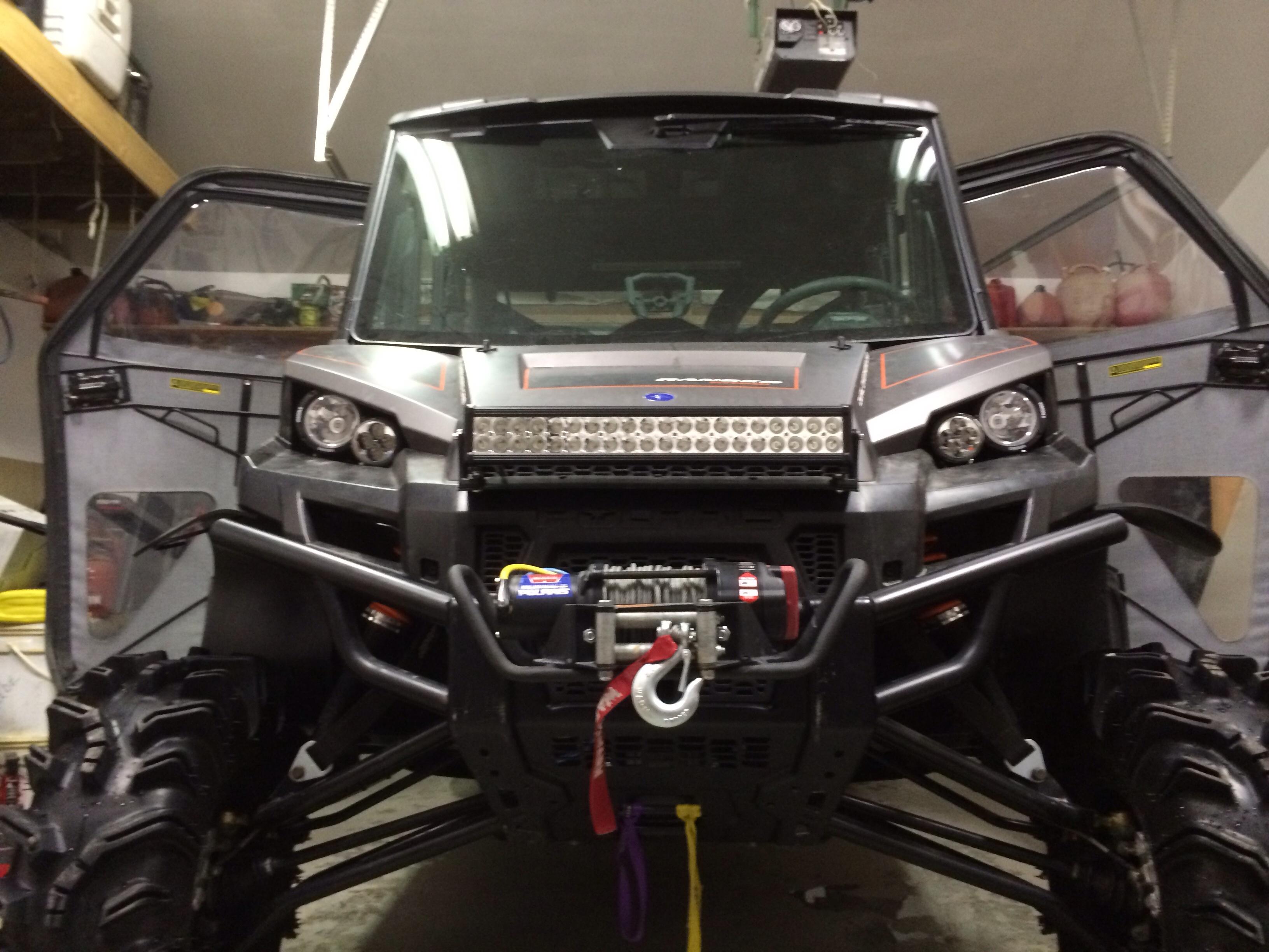 Ranger 2013 900xp Led Headlights