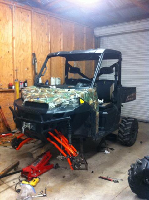 2013 Ranger 900 8 Quot Lift Kit