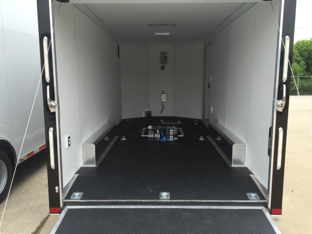 Is It Safe To Sleep In Your Enclosed Cargo Trailer