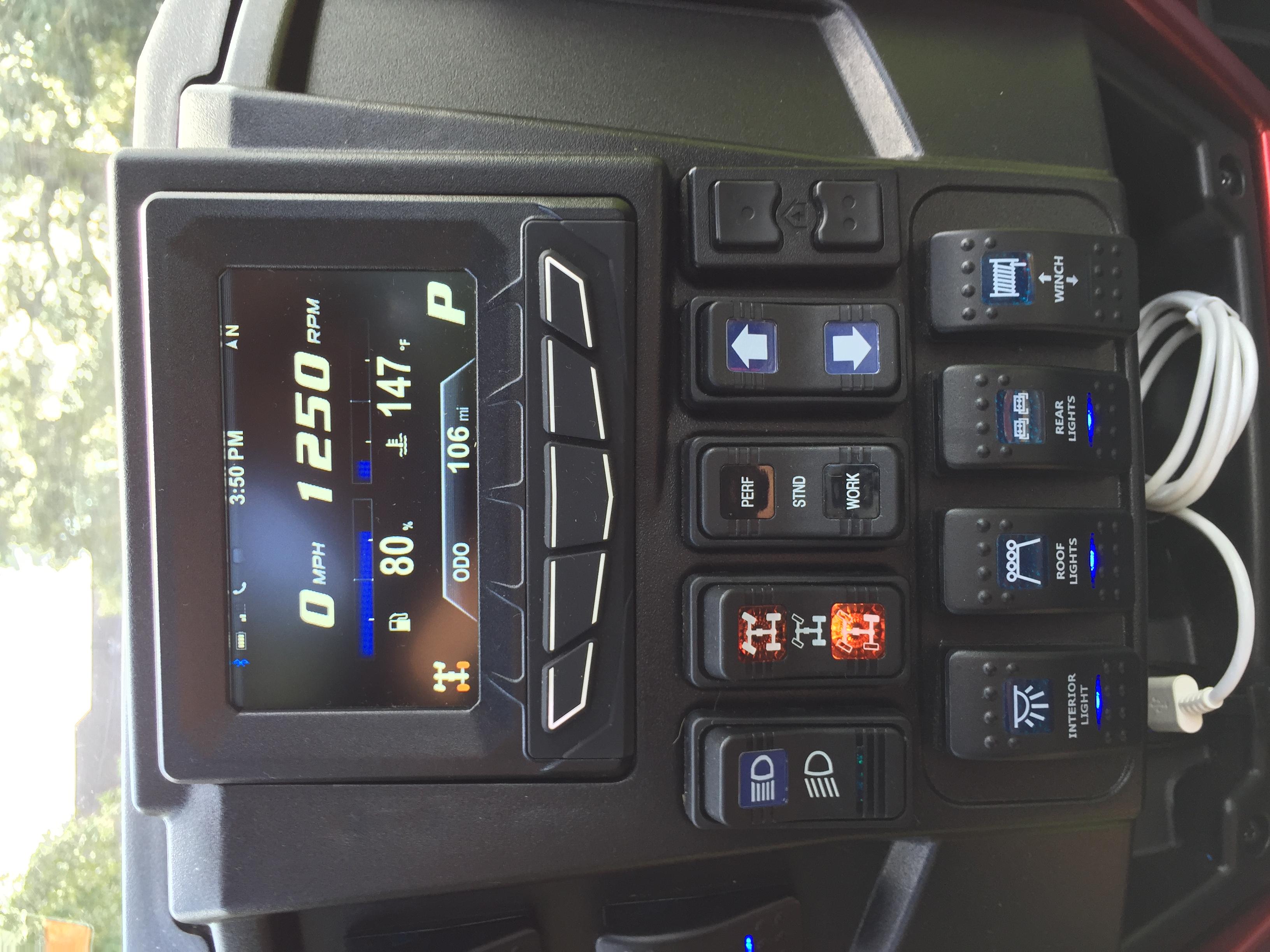 2017 Polaris Ranger Xp 1000 Eps Modified Photos