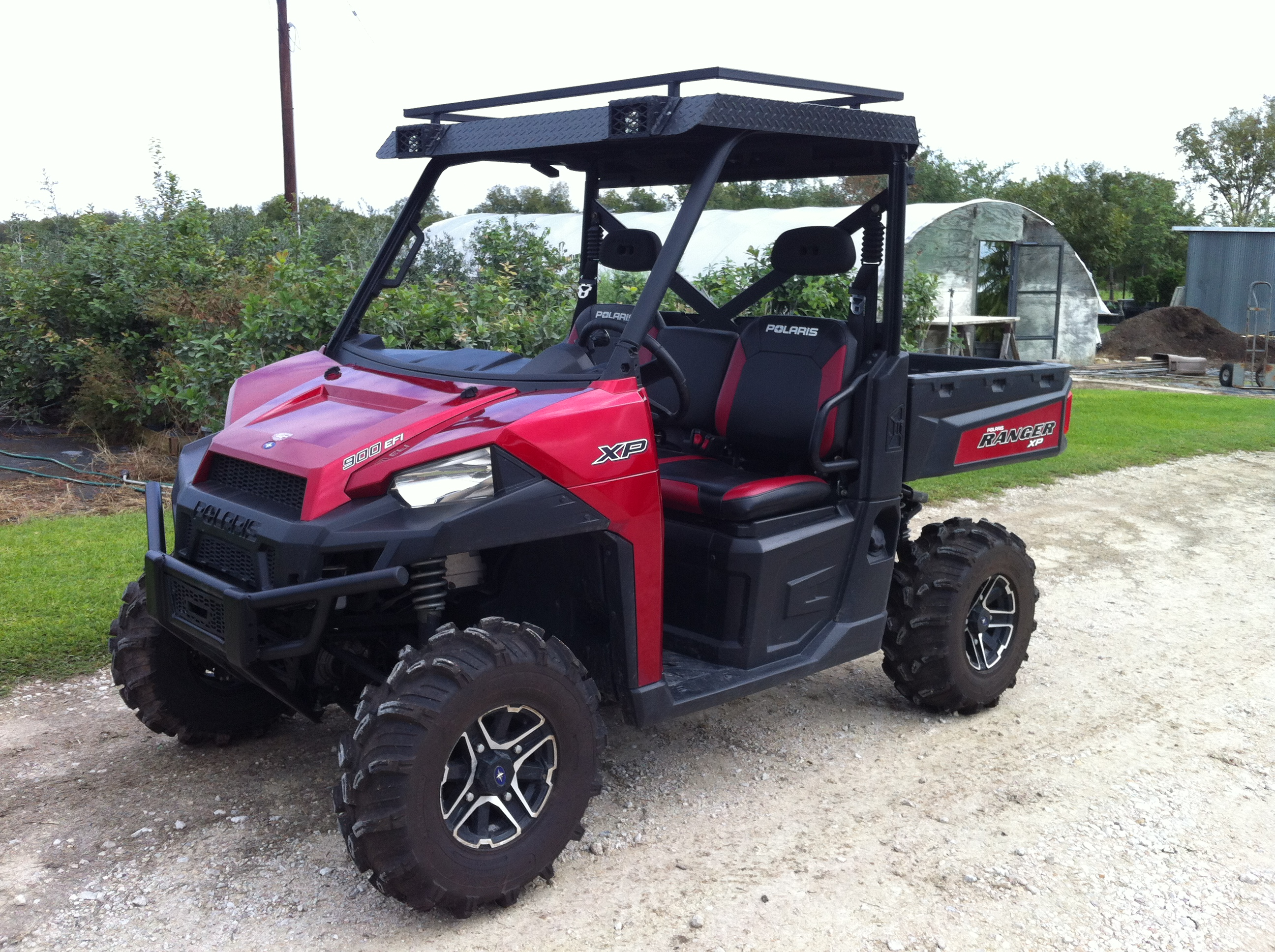 Reduced 2013 Polaris Ranger 900xp