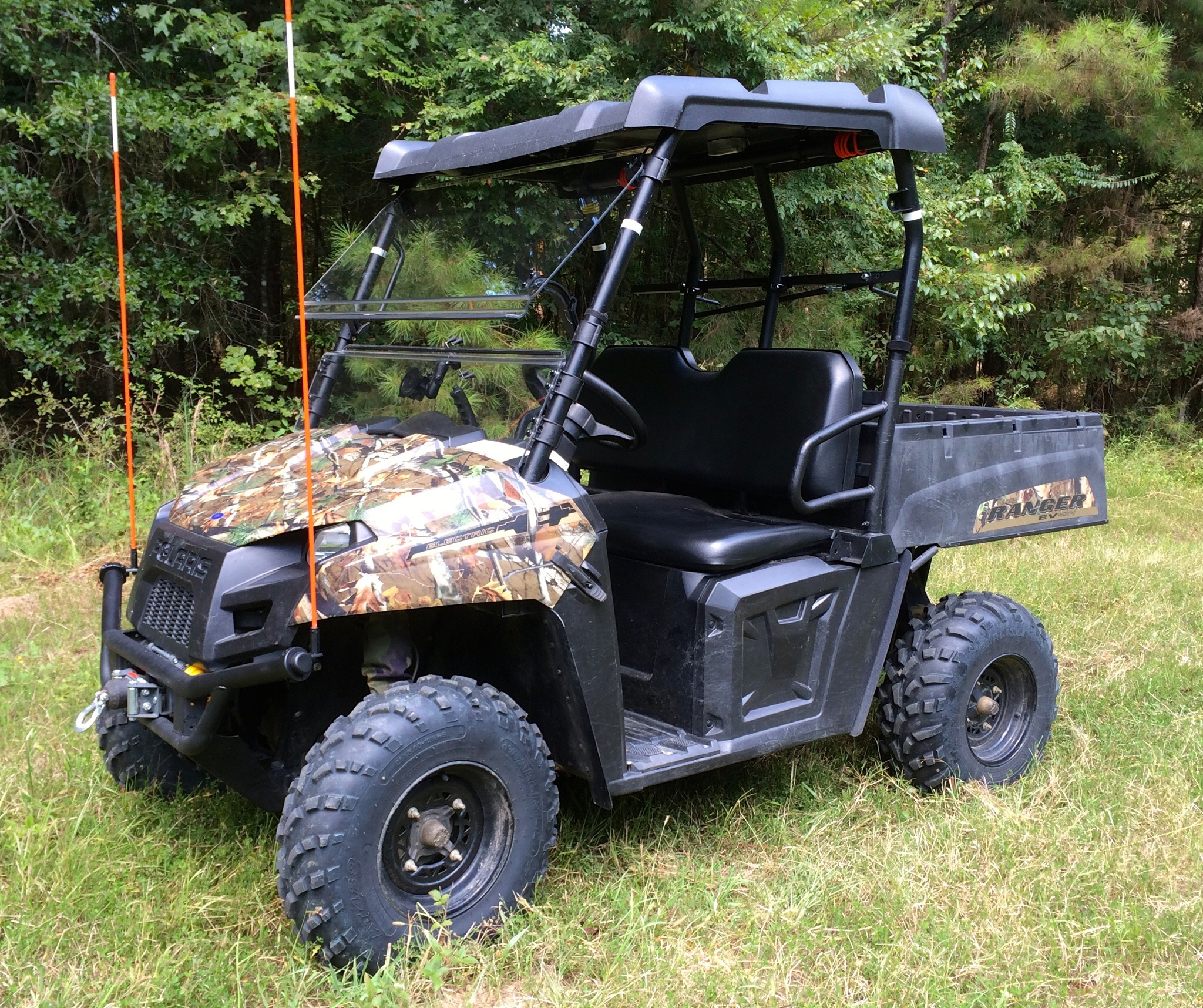 polaris ranger ev photo thread. Black Bedroom Furniture Sets. Home Design Ideas