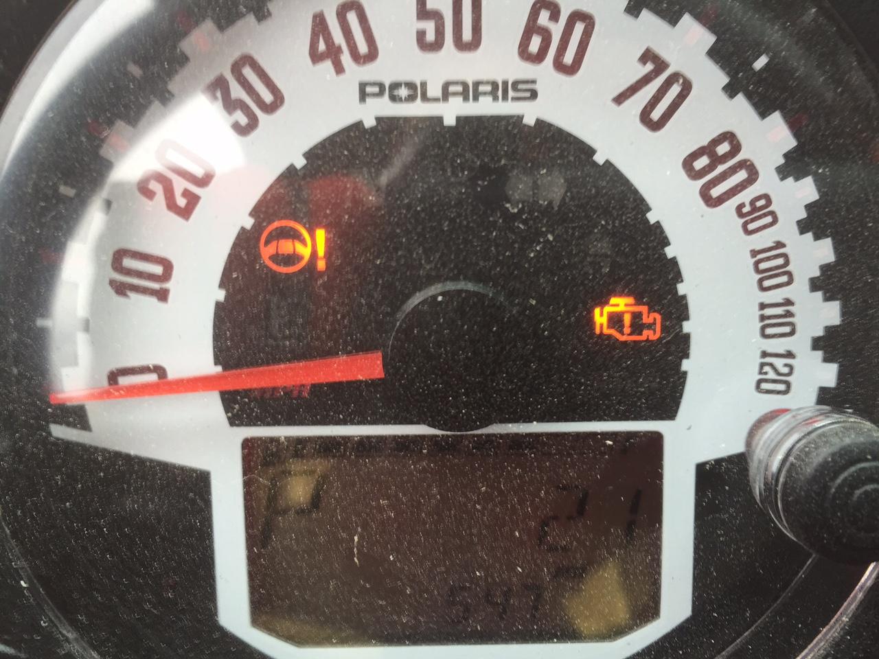 Steering Wheel Light & Check Engine Light Codes