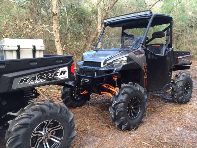 2016 Ranger 900 Crew Build