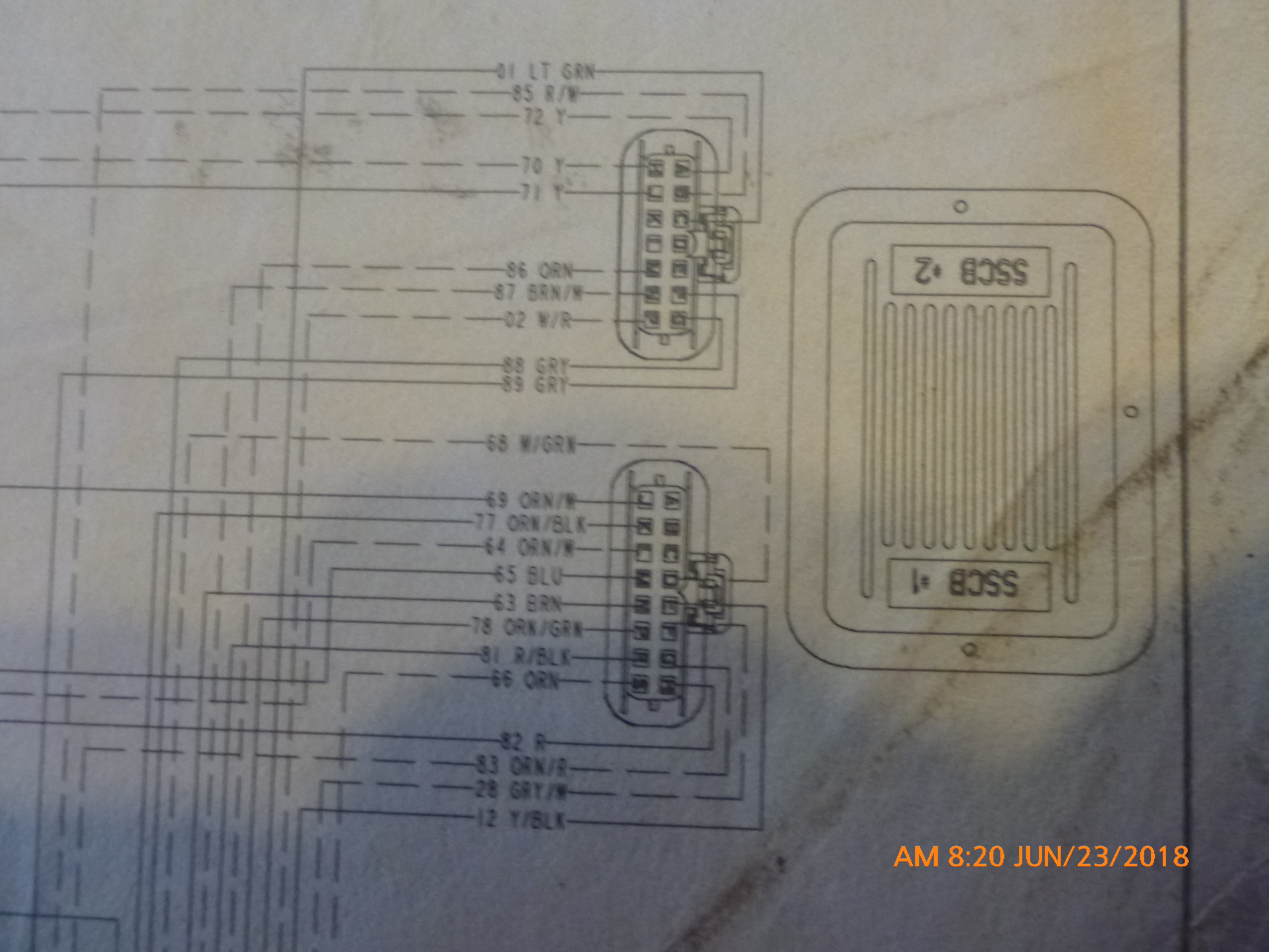 2006 Polaris Ranger Xp 700 Wire Help