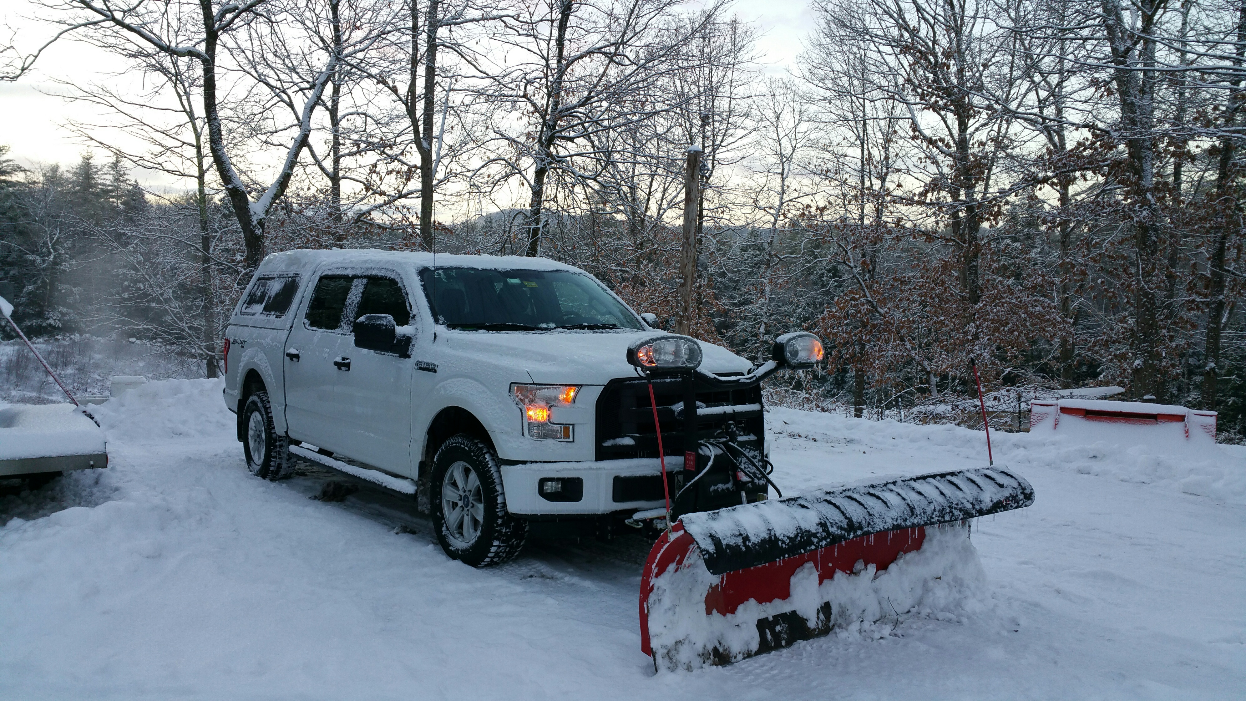 Xp 900 Ranger And Boss Snowplow Pics Please Page 2