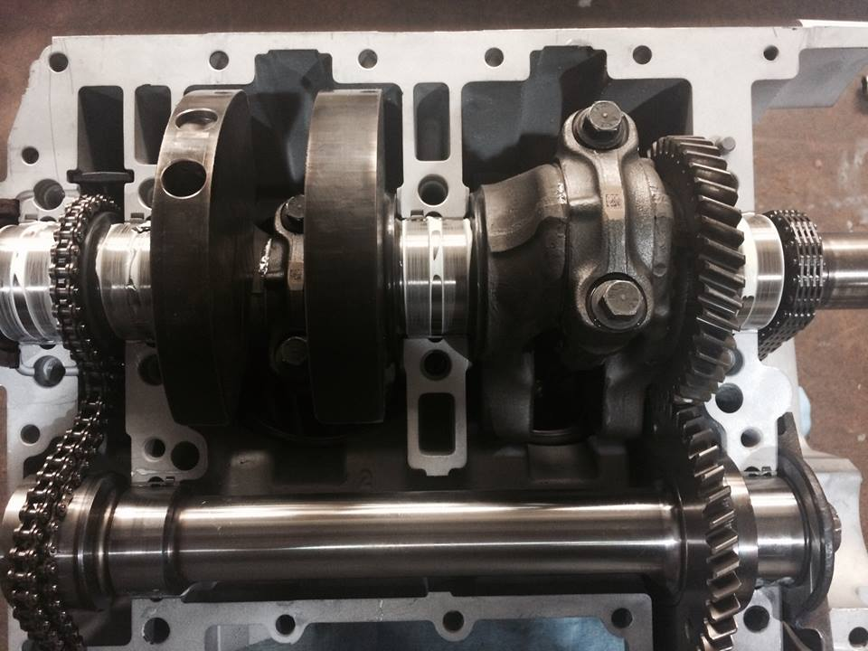 Ranger/RZR 900 Crate Engine