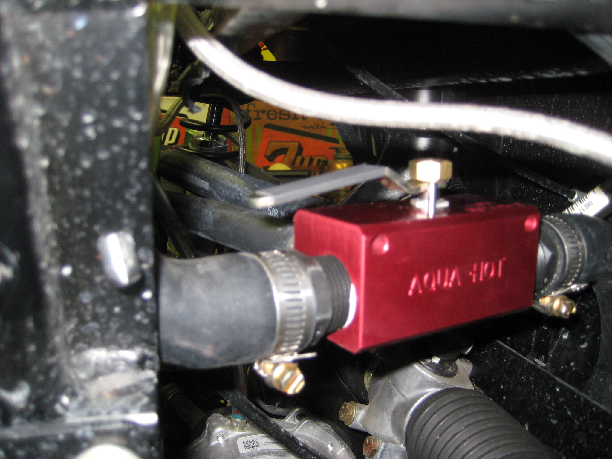 Bleed Nipple furthermore D Mustang L Coolant Leak Pulley Img besides F additionally D New Coolant Reservoir Cap Failed Pic together with Coolantbleedervalveall L Ssd. on coolant air bleed valve
