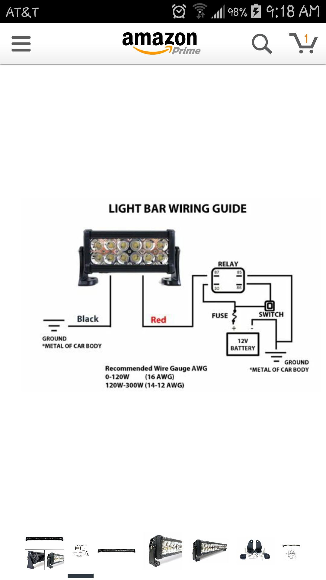 Need Help  Wiring A Light Bar