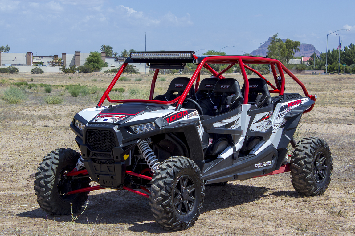 Rzr 1000 take off tire sets