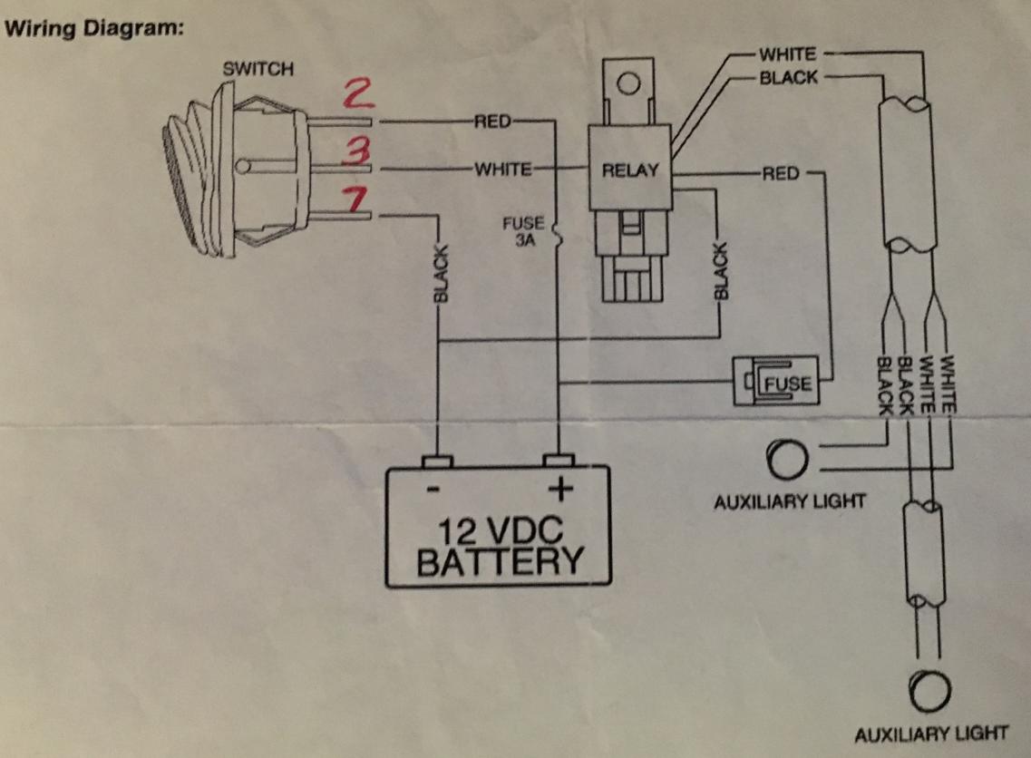 Wiring Diagram Please Check This For Me Prc Polaris Ranger Club