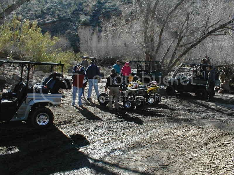 West side Box Canyon 1/21 | PRC Polaris Ranger Club