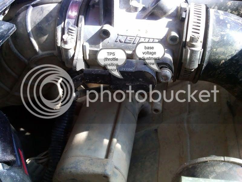 2007 Ranger 700 XP EFI Hesitation and Stalling at Low RPM