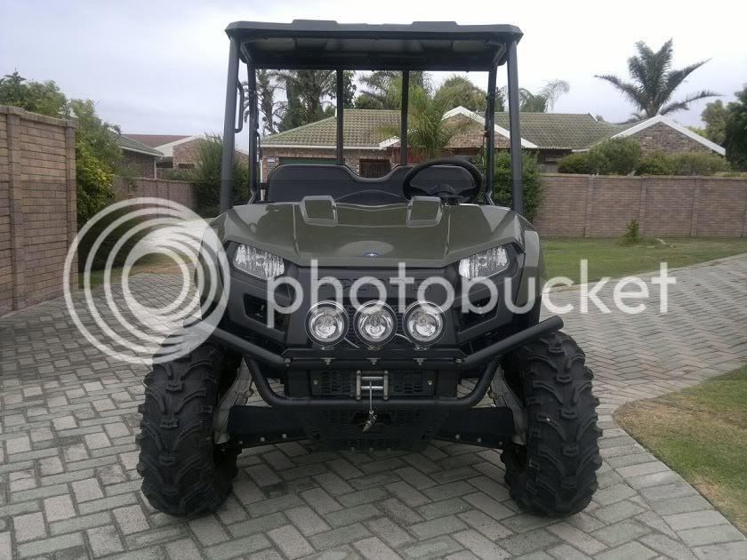 Ranger 400/500 max tire size? | PRC Polaris Ranger Club