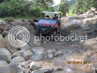 Front drive shaft noise    PRC Polaris Ranger Club
