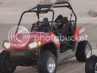 RZR or Joyner Buggy    | PRC Polaris Ranger Club