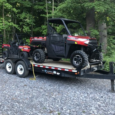 2018 Ranger XP1000 Engine Light and Loss of Power???   PRC