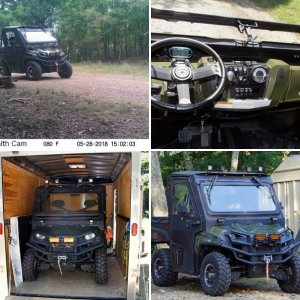 The Buggy late 2018 and hunting season
